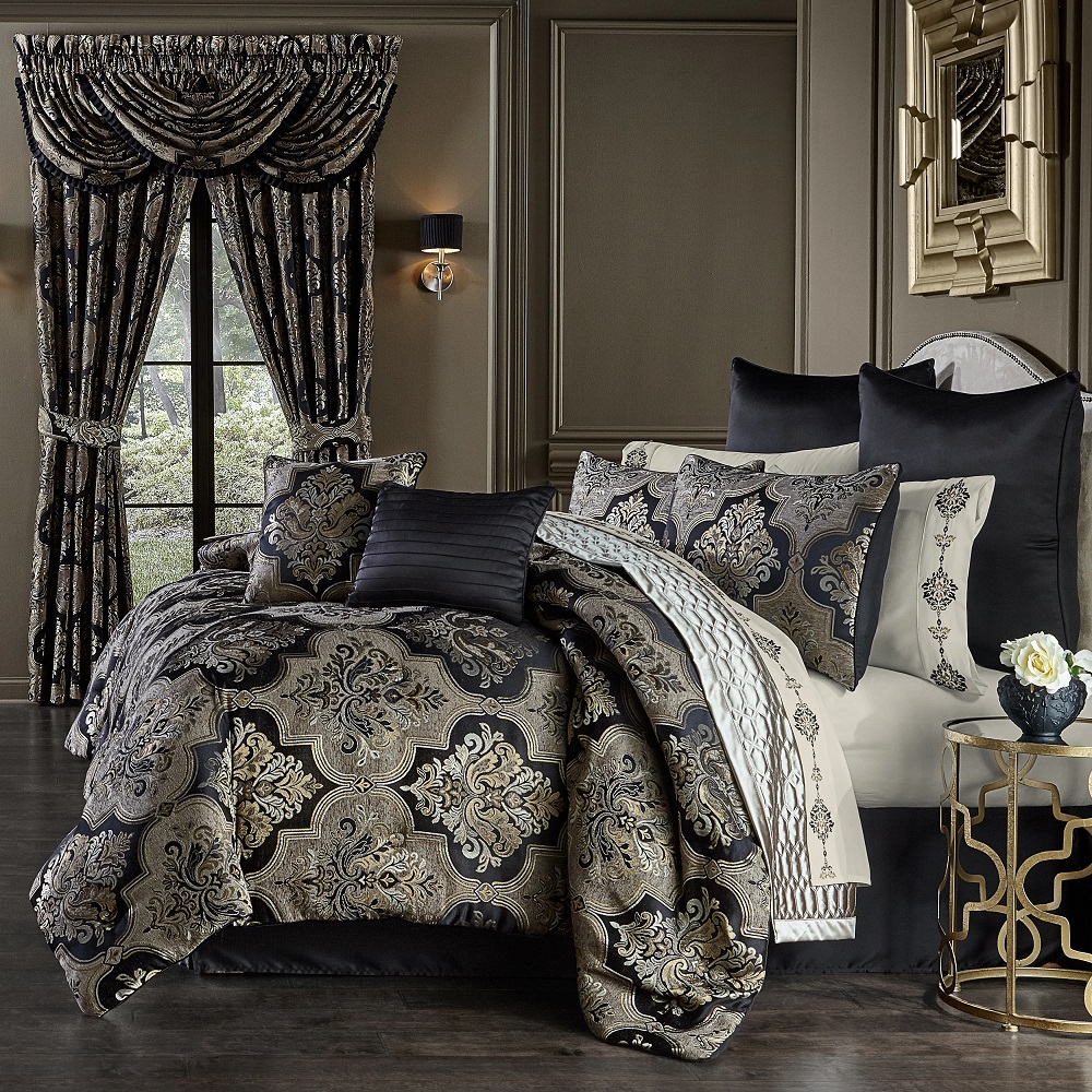 Tie Your Room Together With Matching Curtains Latest Bedding Blog